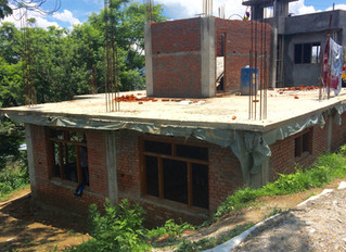 Nepal House Project — Spring 2016