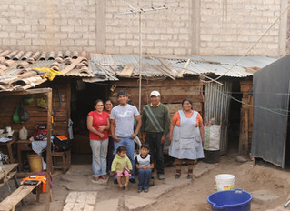 Peru House Project All in the Family