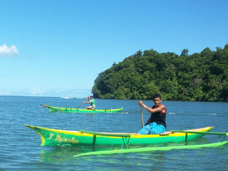 Cavalcade of Canoes
