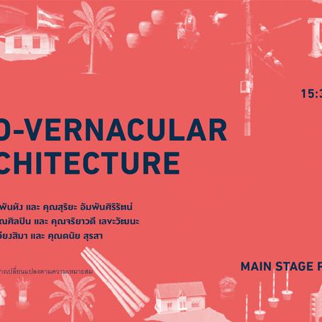 Neo-vernacular Architecture