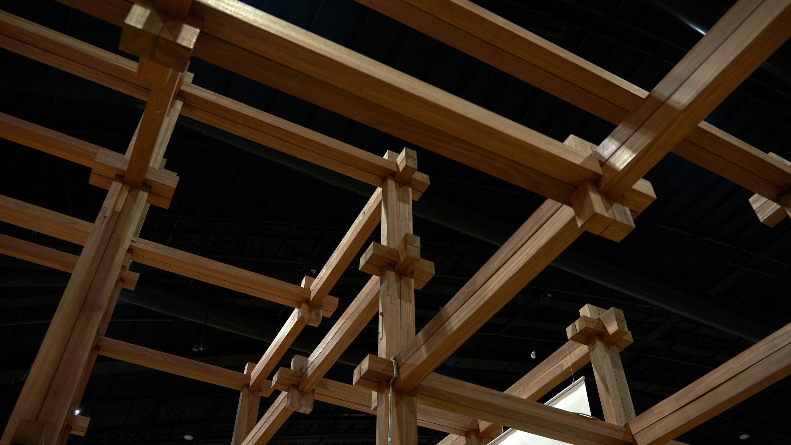 Moving System Pavilion