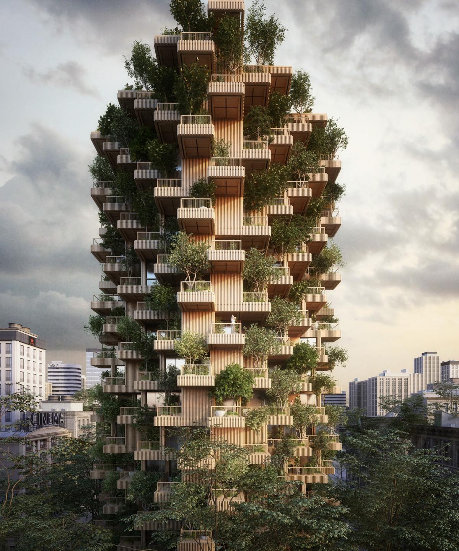 Toronto Tree Tower