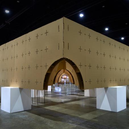 Making of the pavilion - Introduction by สาวิตรี ไพศาลวัฒนา และ Jakub Gardolinski