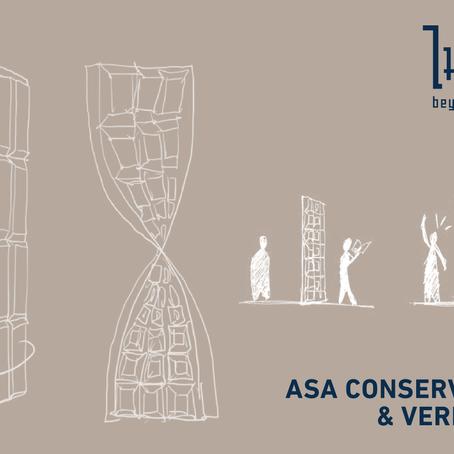ASA CONSERVATION & VERNADOC
