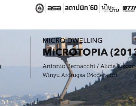 ASA FILM ON DWELLING no.2 (Microtopia)