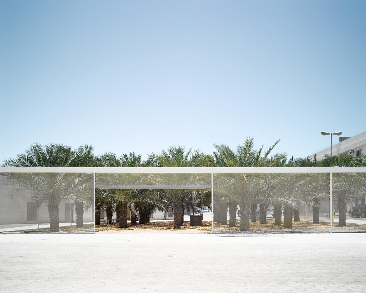 Oasis, Sharjah Biennial 2013