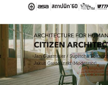 ASA FILM ON DWELLING no.1 (Citizen architect)