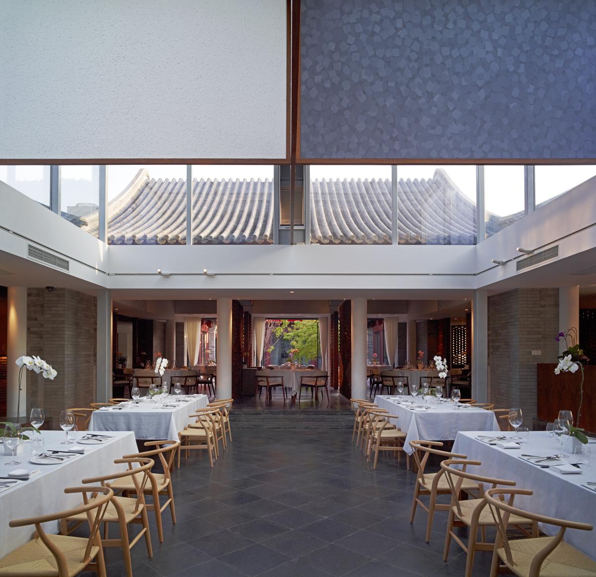 King's Joy Restaurant, Beijing, China 2012