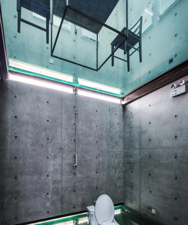 Vertical Glass House, Shanghai, China 2013