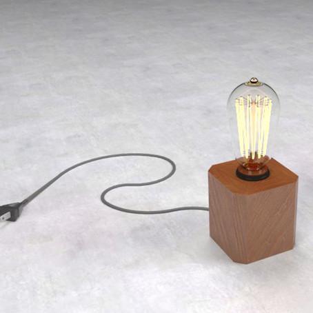 โคมไฟทำมือ by studiocraps.