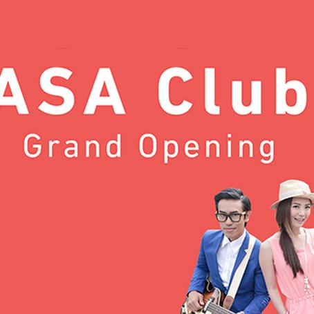 ASA Club Grand Opening