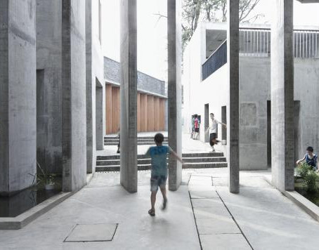 Trace Architecture Office : Hua Li