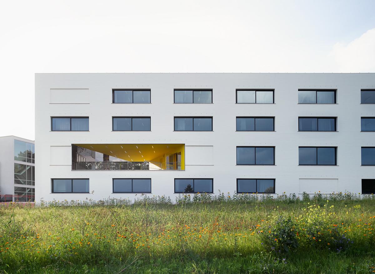 Belvedere Wijnpers, B-Leuven 2014