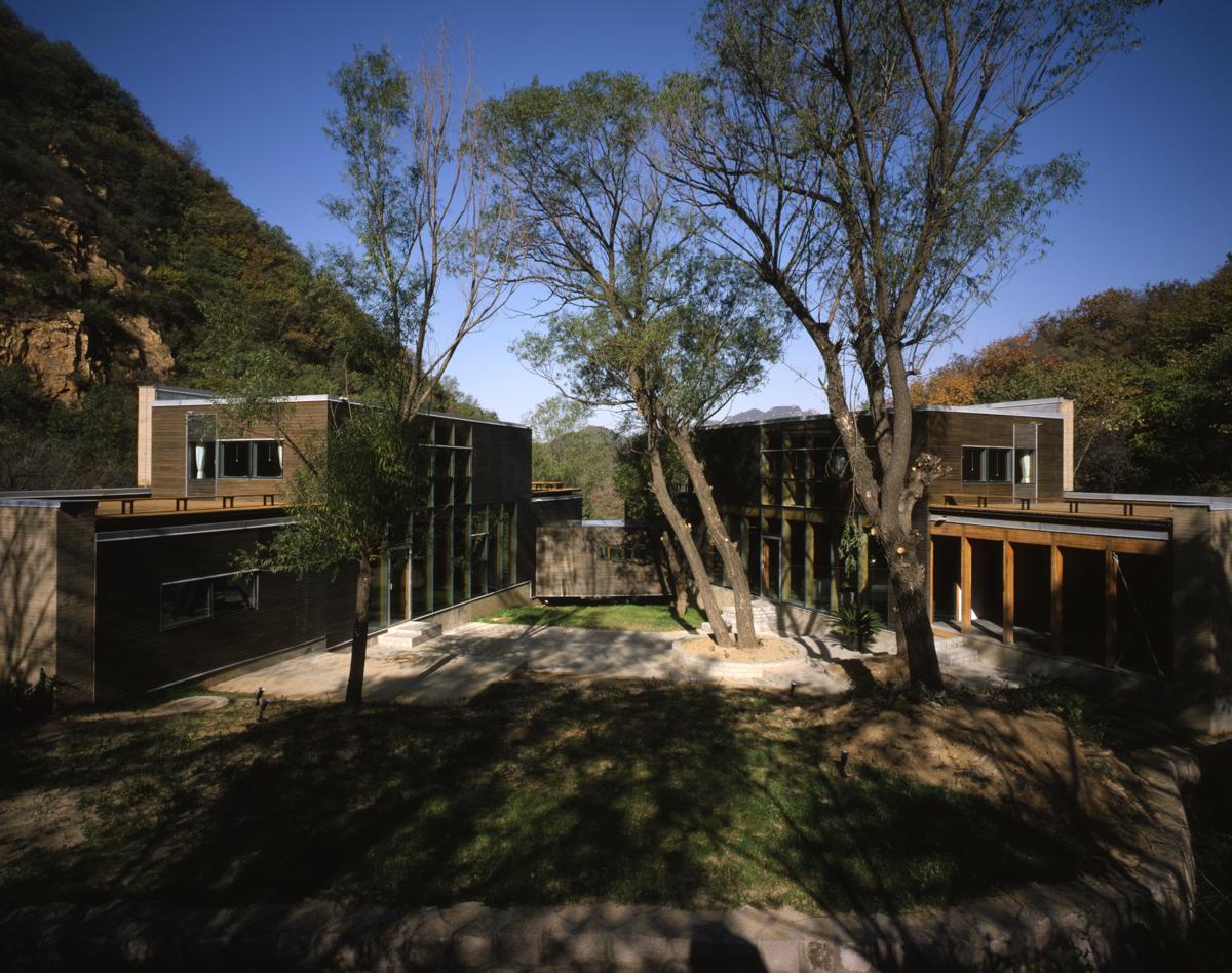 Split House, Beijing,China 2002