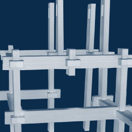 Moving System Pavilion : เมื่อของเล่นโบราณถูกนำมาต่อยอดเป็นสถาปัตยกรรม