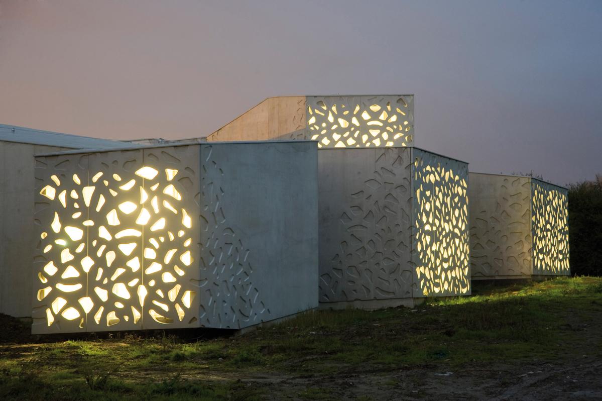 MUSEUM EXTENSION Villeneuve d'Ascq