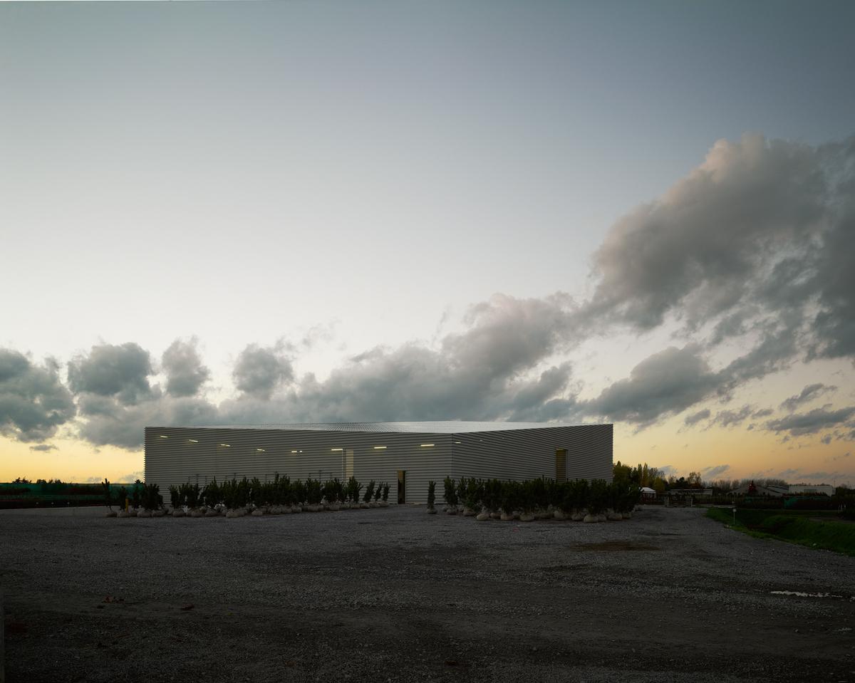Drying Hall, B-Herselt 2013