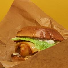 Burger cabillaud