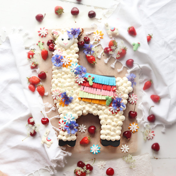 """LAMA CAKE"""