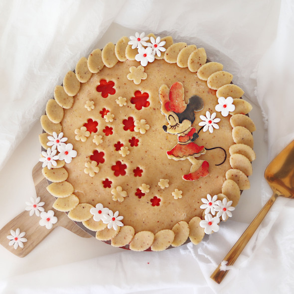 """Tarte Minnie"""