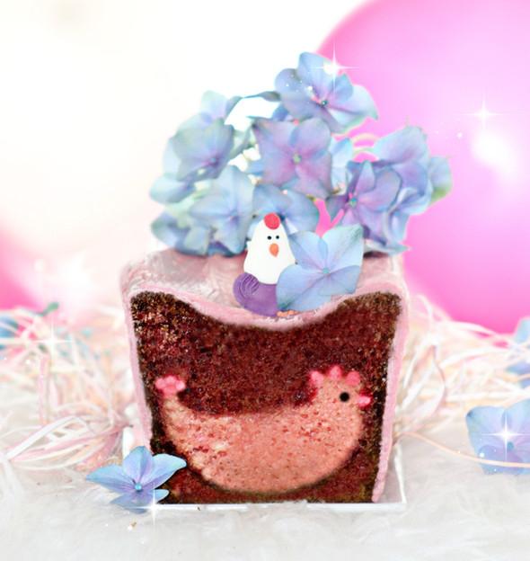 """Petit Cake Poulette"""