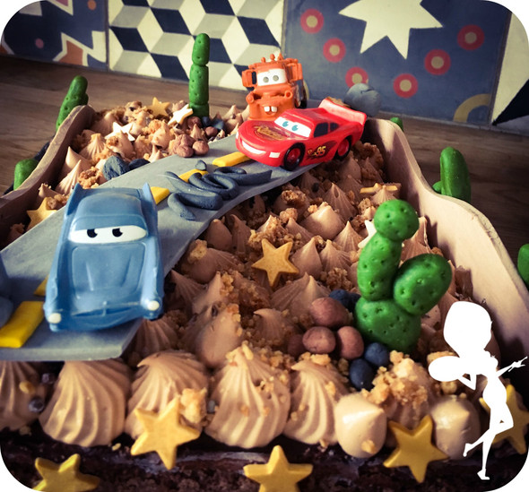 """BIRTHDAY CAKE CARS"""