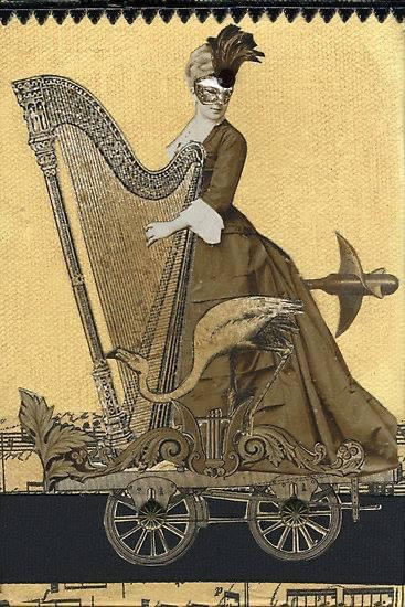 Romanticizing Your Life With the Harp.
