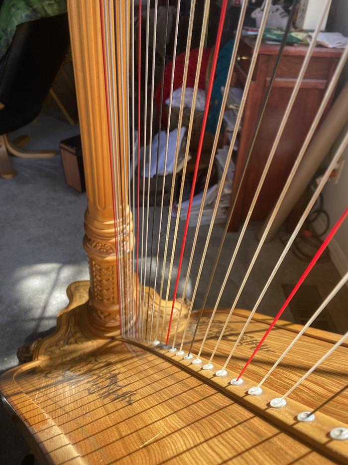 Confessions of a Reluctant Wedding Harpist; Plus a Light Classical Repertoire List.