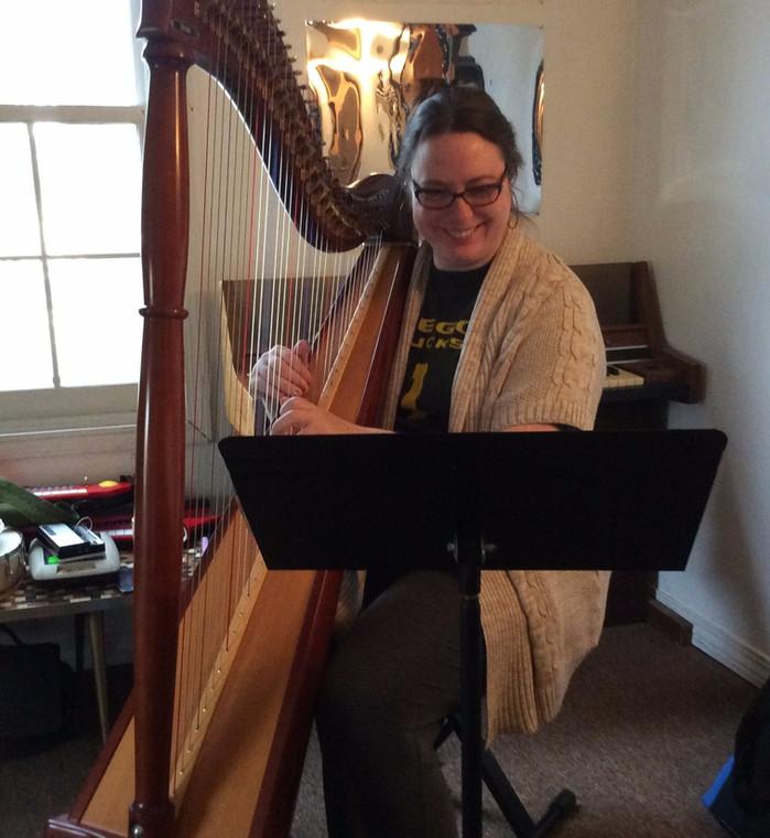 Harp String Patch Test Update