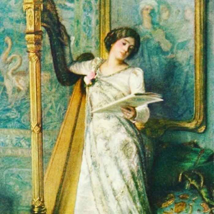 My Top Ten list of the Most Difficult Harp Solos that I have played.