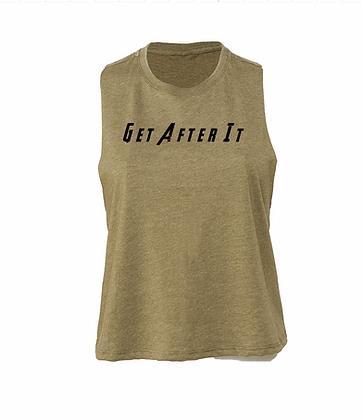 GAI - Cropped Vest