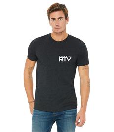 RTV Barbell T-Shirt - Mens