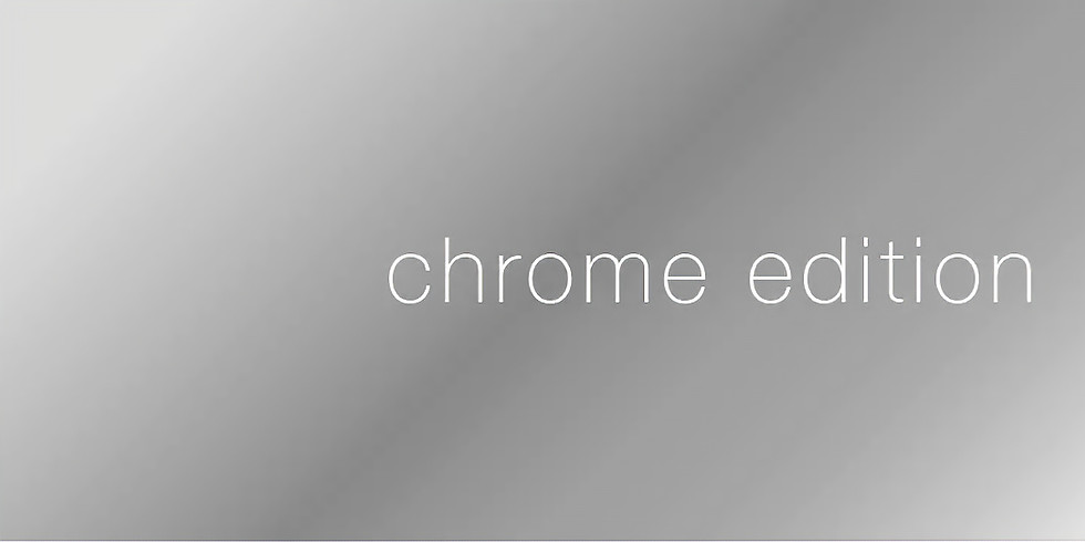 chrome edition audio research