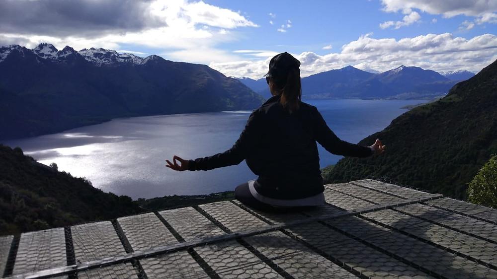 Mindfulness in Queenstown, NZ