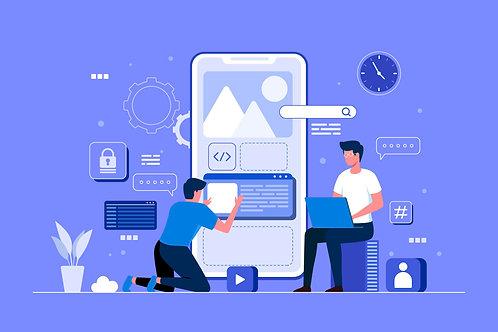 iOS & Android app development