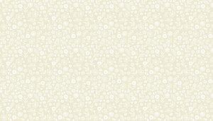 Makower Essentials Doodle Ditzy Light Cream
