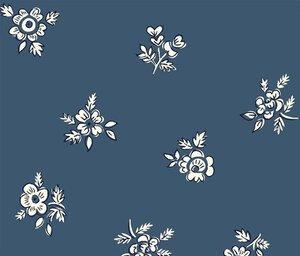 Liberty Winter Abbeywood (Blue)