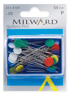 Milward Quilters Pins