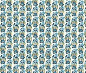 Liberty Emporium Palmeria Blue