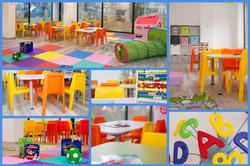 1 Целодневен детски център Таралежите