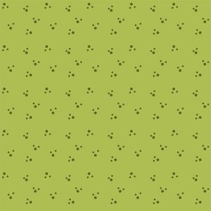 Ellie's Quilt Apple Green