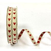 Berties Bows Hearts Ribbon
