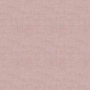 Makower Linen Texture Rose