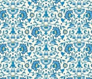 Liberty Emporium Culodden Vine Blue
