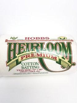 Heirloom Premium Cotton Batting