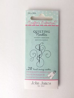 John James Crafters Quilting Needles