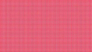 Makower New Gingham Red