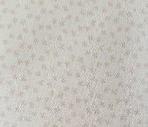 Makower Bijoux Clover Parchment
