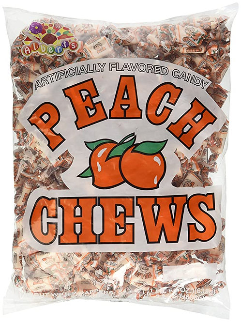 Albert's Chews Peach 240ct.