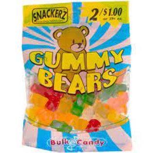 Snackerz Gummy Bears
